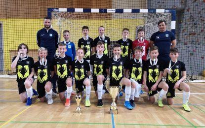 Zmajčki državni prvaki Futsal U13